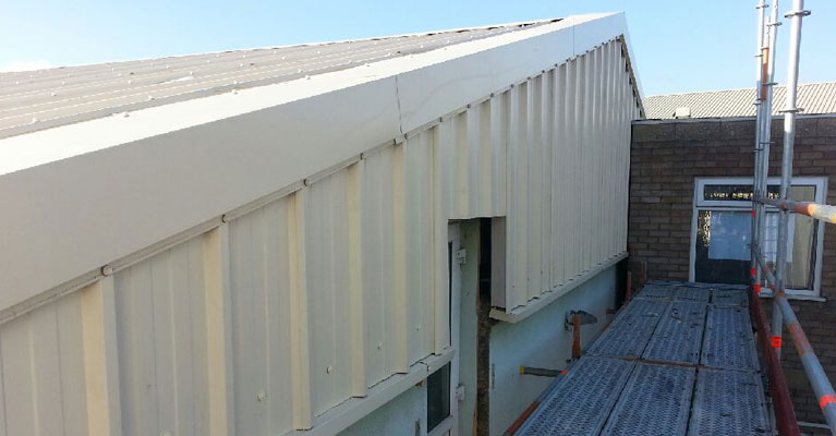 Asbestos Removal And Factory Unit Refurbishment In Cirencester