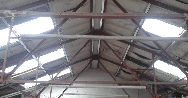 Internal Roof Refurbishment In Walsall Irm Roofing