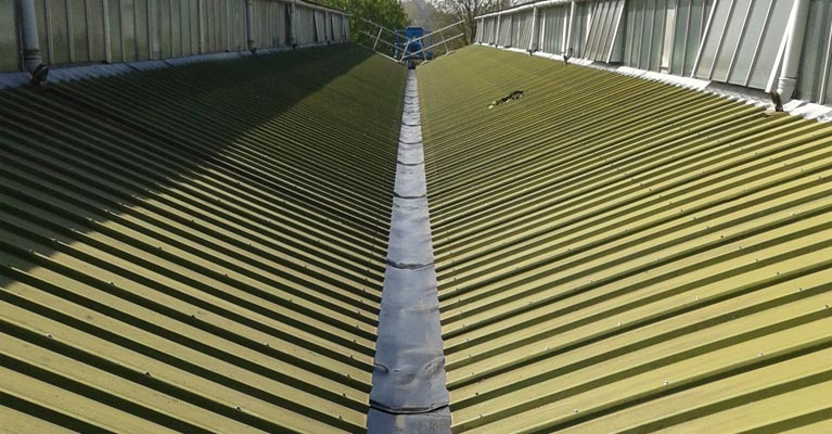 Plygene Gutter Repairs In Stafford Irm Roofing