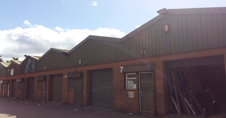 Metal Corrugated Wall Sheeting In Walsall Irm Roofing