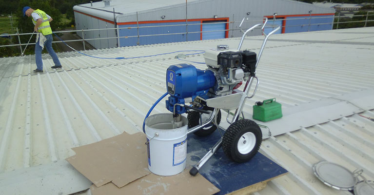 Graco 7900 High Pressure Ailess Sprayer